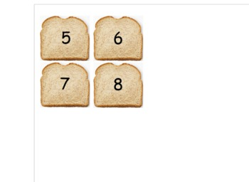 Number Sandwiches