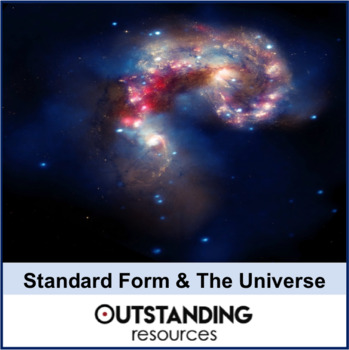 Number: Scientific Notation & Our universe (+ questions)