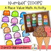 Place Value Ice Cream Activity