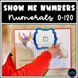 Number Recognition 1-120 Activity