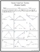 Number Search: Triangle Angle Sum Theorem