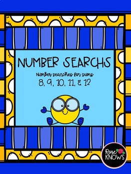 Number Searches