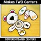 Number Identification Activities 1 to 20 for Kindergarten and First Grade