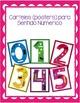 Number Sense 0-5: Spanish Version
