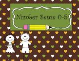 Number Sense 0 to 5