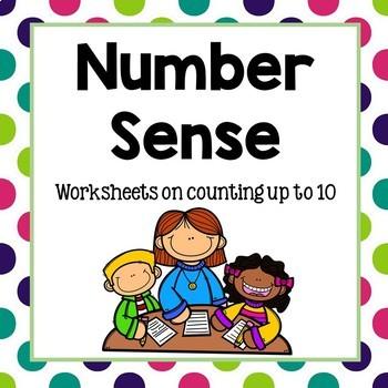 Number Sense: 1- 10
