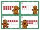 Number Sense Activity 1-10 Gingerbread Kids