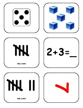 Number Sense 1-10 Hands on FUN