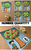 Number Sense 1-10 Math Centers