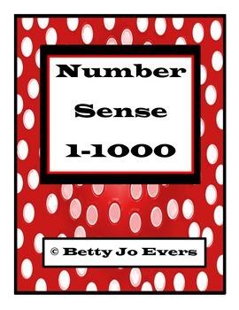 Number Sense 1-1000