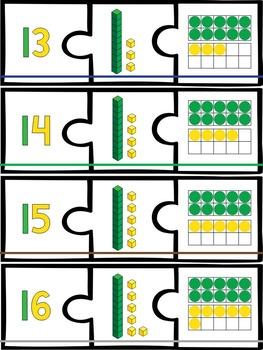 Base Ten Puzzle