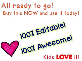 Number Sense: 100% Editable, 100% AWESOME Powerpoint!  Quick Dots