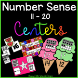 Number Sense 11 - 20 Centers