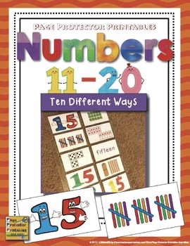 Numbers 11-20