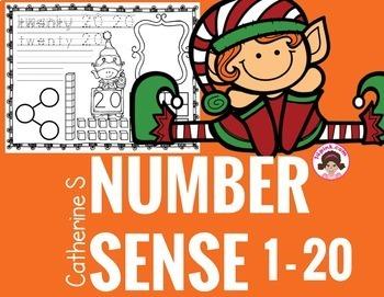 BUNDLE: Number Sense Worksheets