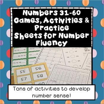 Number Sense 31-60
