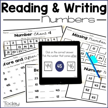 Number Sense (Distance Learning)