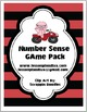 Number Sense 4 Game Pack