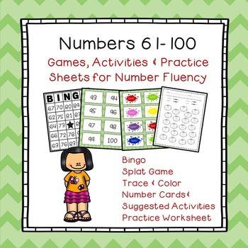 Number Sense  61-100