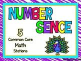 Number Sense Activities 1-20