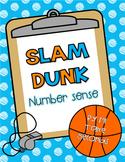 Number Sense Slam Dunk- Numbers 1-120