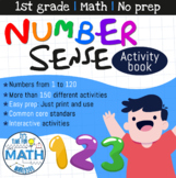 First Grade Math - Building NUMBER SENSE
