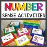 Number Sense Activities