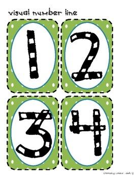 Number Sense Activity Pack