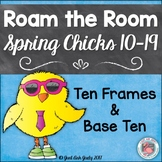 Number Sense Activity Spring Chick Teen Numbers 10-19