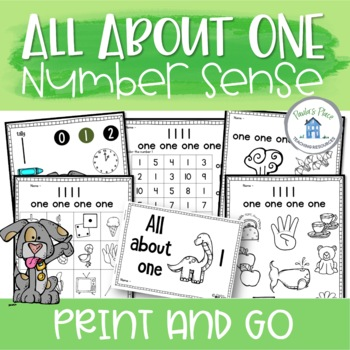 Number Sense All About 1