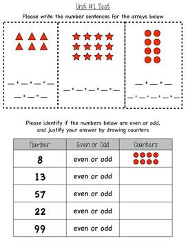 Number Sense Assessment (2nd)