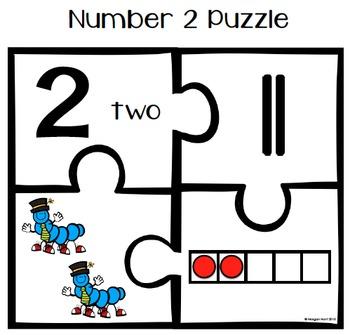Number Sense {BUNDLED} for 0-10 [TEKS & CCSS Aligned]