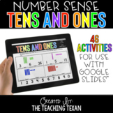 Number Sense:  Base 10 Activities for Google and Distance