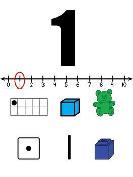 Number Sense Binder