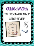 Guided Math Number Sense Binder for students w special needs