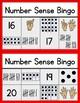Number Sense Bingo
