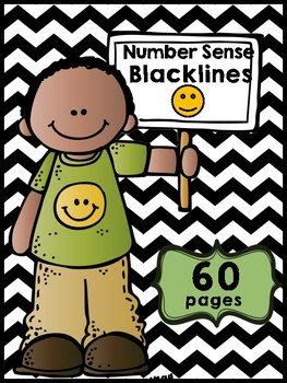 Number Sense Blackline Masters