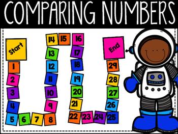 Number Sense Board Games