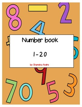 Number Sense Book (Common Core Aligned!)