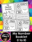 Number Sense Booklet