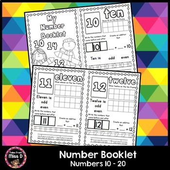 Number Sense Booklet
