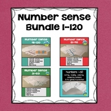 Number Sense Bundle  1-120