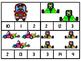 Number Sense  Center Activities for numbers 1-10 ASL BUNDLE