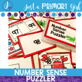 Number Sense Centers - Puzzler