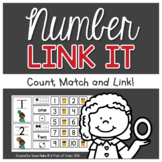 Number Centres: Number Link It!