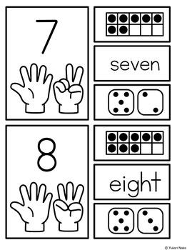 Number Centres: Number Link It!