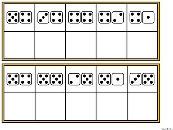 Number Centres: Number Match It!