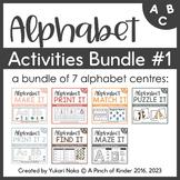 Alphabet Centres: The Endless Bundle
