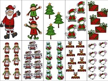 Number Sense - Christmas Edition