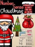 Number Sense {Christmas Tree}